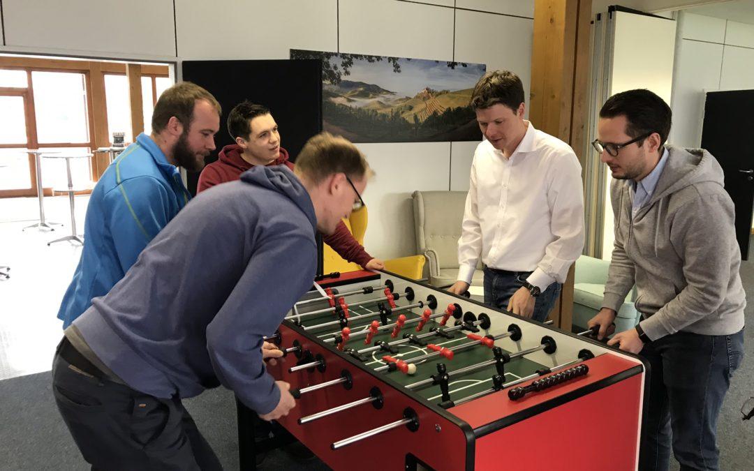 Schrempp EDV unterstützt Ortenauer Startups